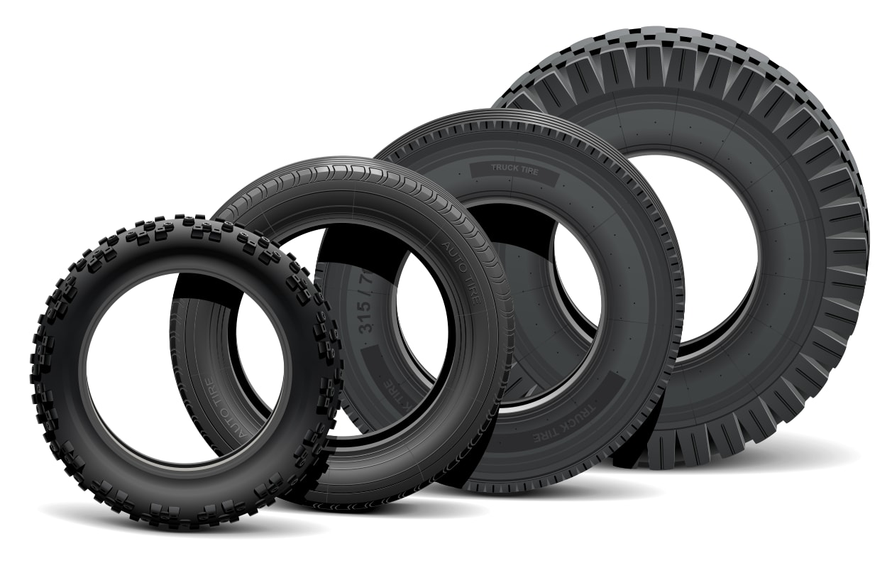 Finding the right sized tire for your vehicle is easy on SimpleTire.com