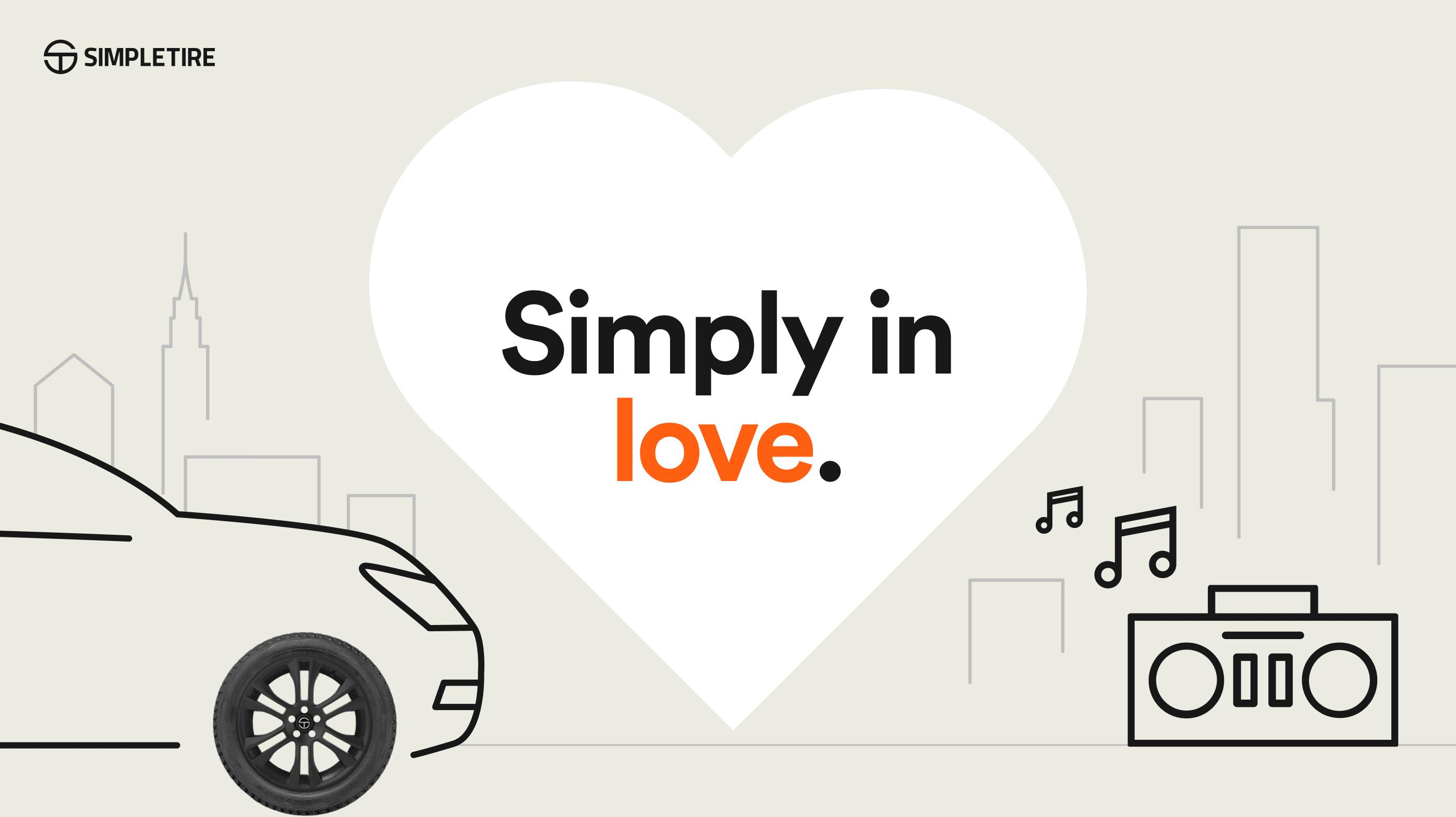 Valentines Playlist Graphic