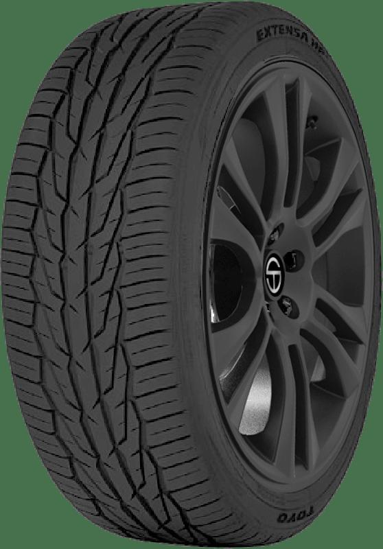 Toyo Tires EXTENSA HP II All-Season Radial Tire 235//40//18 95W
